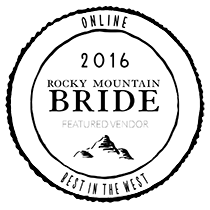 Rocky Mountain Bride - 2016 Online Feature