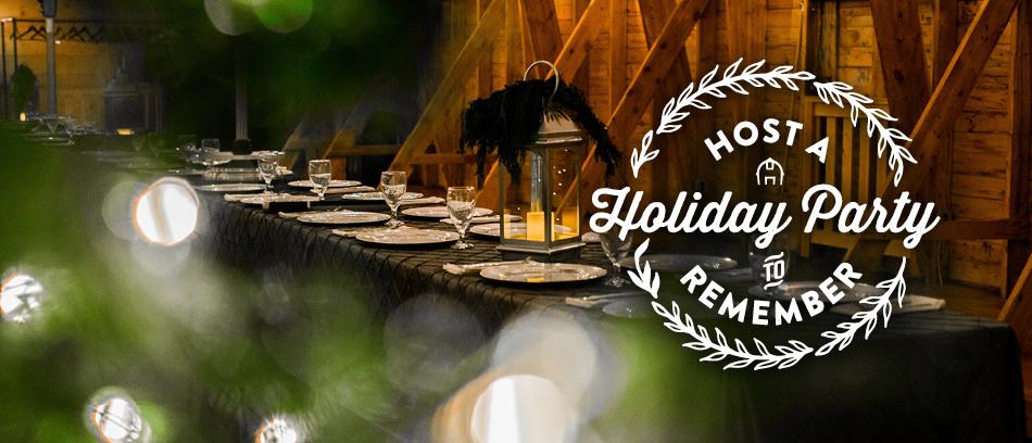 Private Holiday Party Bozeman Montana