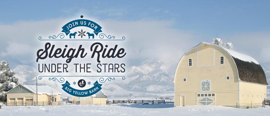 Bozeman Montana Events Sleigh Ride Dinner
