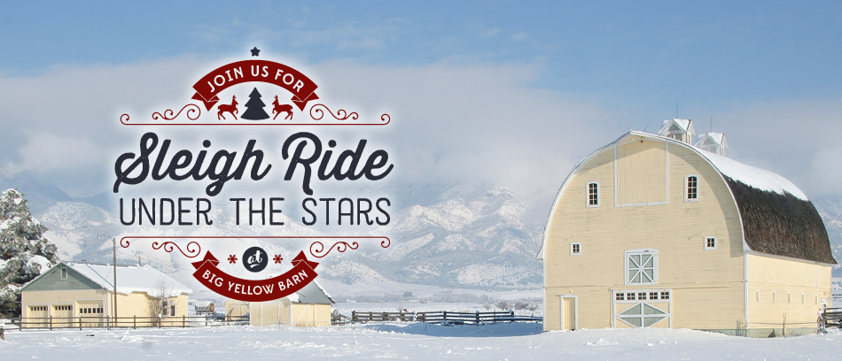 Bozeman Montana Events Sleigh Ride Dinner